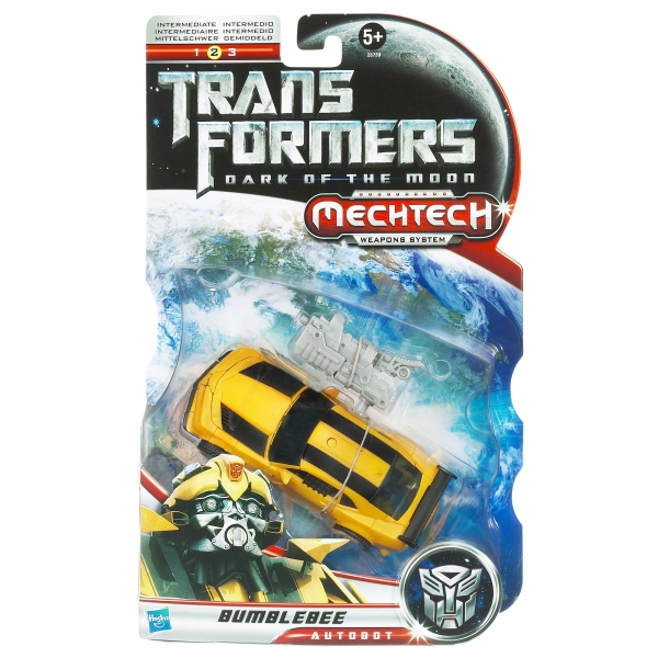 Transformers Mechtech Deluxe