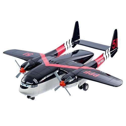 Transportatorul Cabbie, planes 2 div modele
