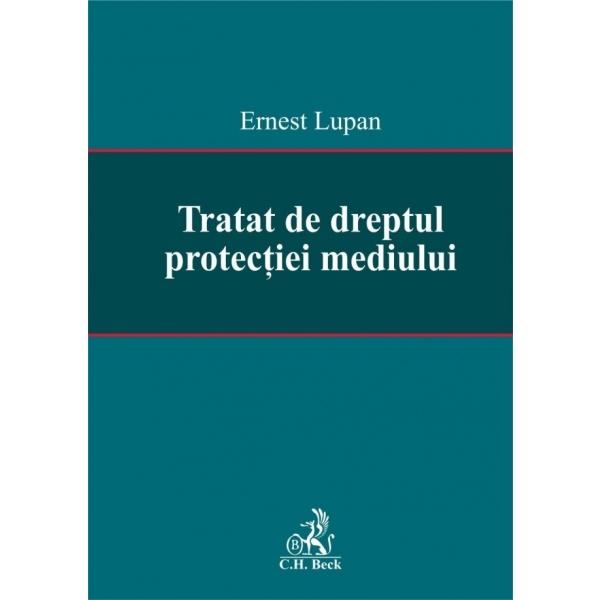 TRATAT DE DREPTUL PROTECTIA MEDIULUI