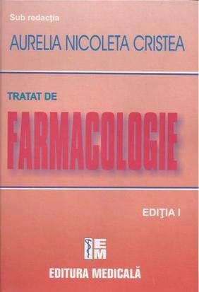 TRATAT DE FARMACOLOGIE
