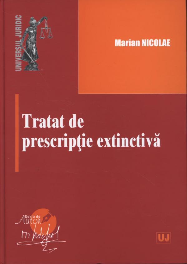 TRATAT DE PRESCRIPTIE EXTINCTIVA