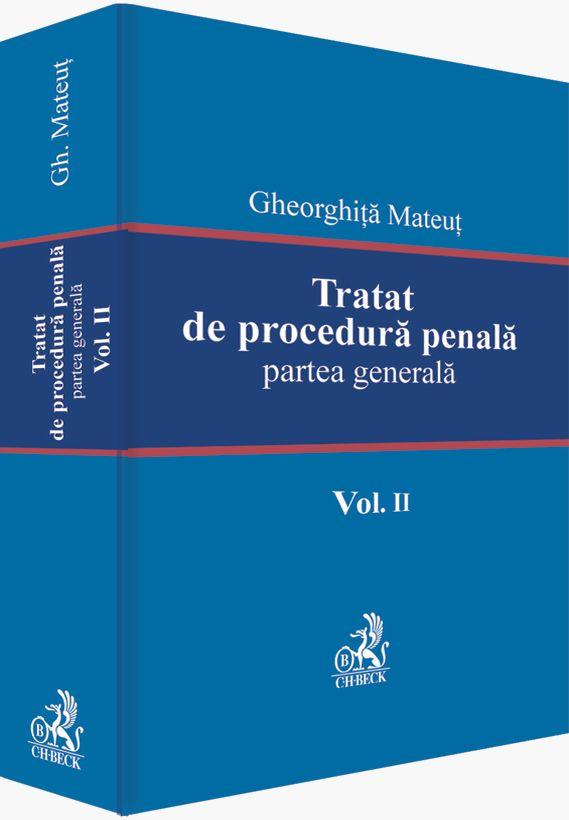 TRATAT DE PROCEDURA PENALA...