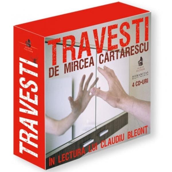 Travesti, Mircea Cartarescu (CD)