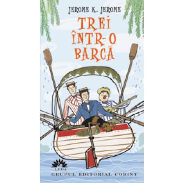 TREI INTR-O BARCA
