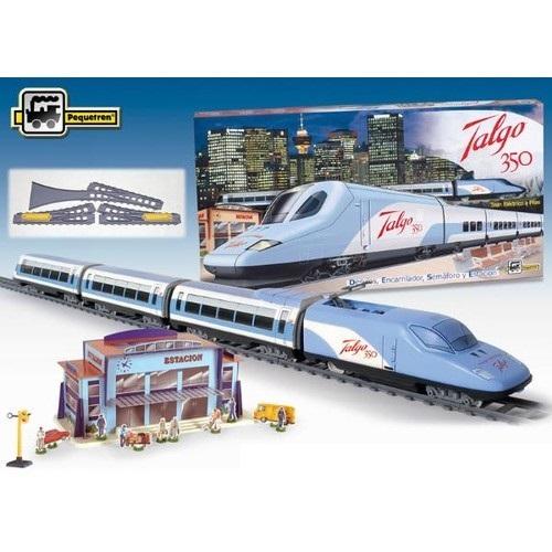Tren pasageri,gara,Talgo 350
