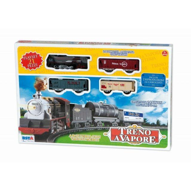 Tren Rstoys,3 vagoane