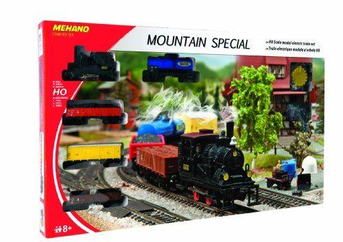 Tren,marfa,mountain special,accesorii,set