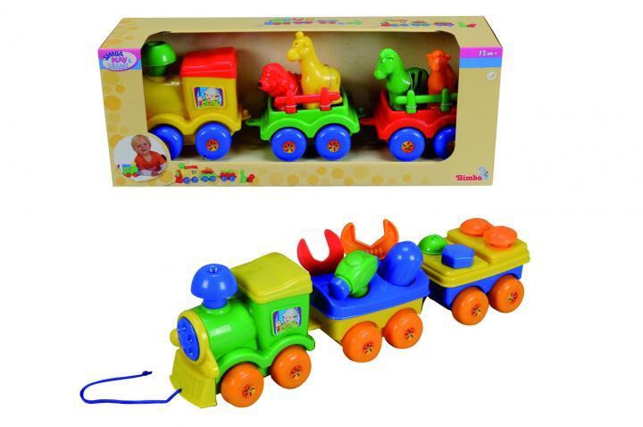 Trenulet bebe