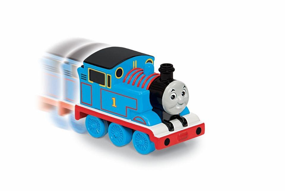 Trenulet Thomas cu frictiune, div modele