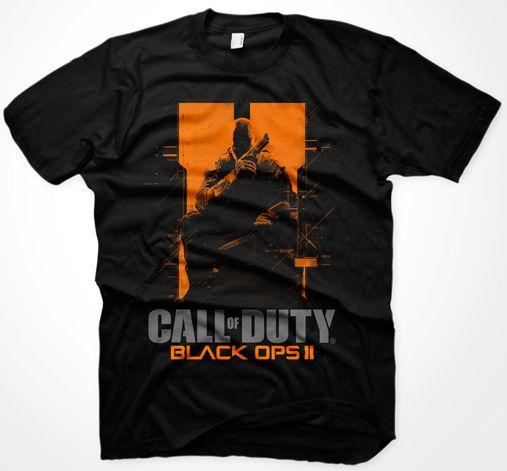 CoD8 - Black Ops II T-Shirt - Future S,M