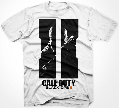 CoD8 - BO II T-Shirt - Number II,X L
