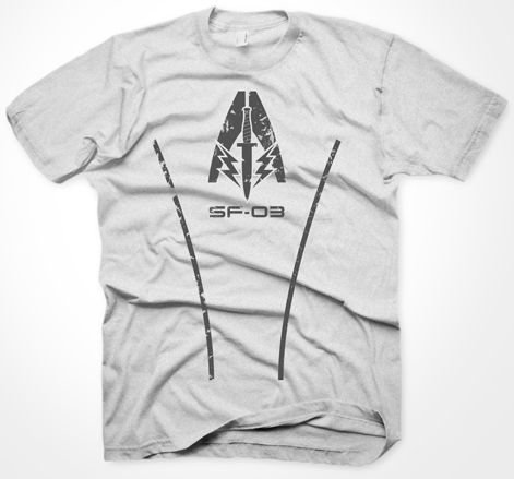 ME 3 T-Shirt - Special Forces, grey,L