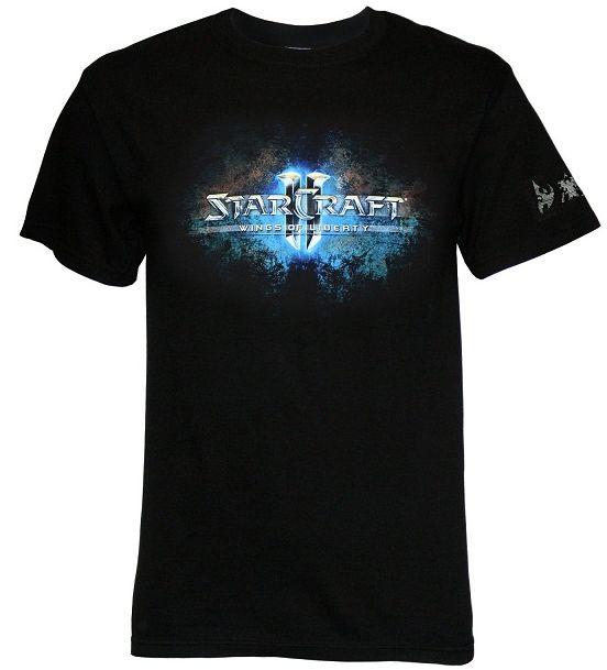 Starcraft II - T-Shirt, LogoM