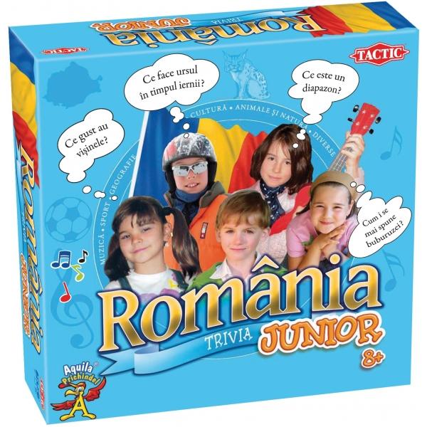 Trivia Junior romana