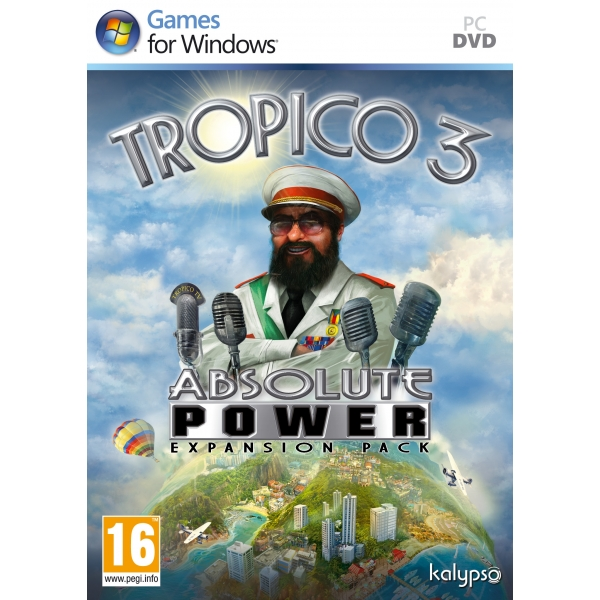 TROPICO 3 - ABSOLUTE PO EXPANSION PACK PC