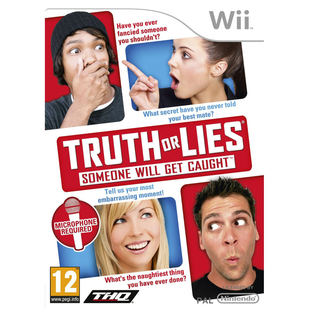 TRUTH OR LIES WII