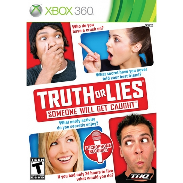 TRUTH OR LIES XBOX360