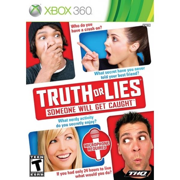 TRUTH OR LIES XBOX360