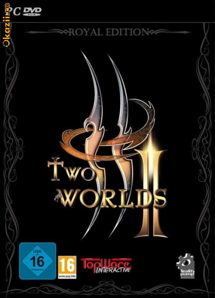 TWO WORLDS II ROYAL EDI PC