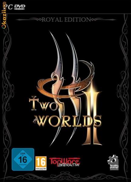 TWO WORLDS II ROYAL EDI PC
