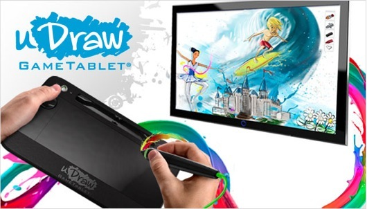 uDraw Tablet including Instant Artist XBOX360