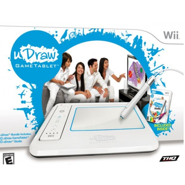 uDRAW TABLET & STUDIO WII
