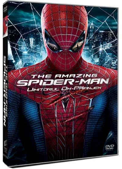 UIMITORUL OM-PAIANJEN-AMAZING SPIDER DVD