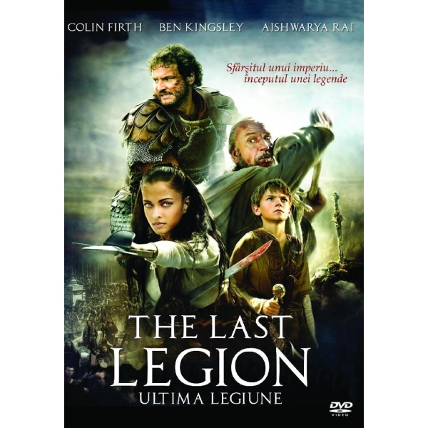 ULTIMA LEGIUNE THE LAST LEGION