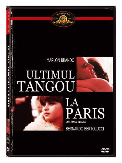 ULTIMUL TANGOU LA PARIS LAST TANGO IN PARIS