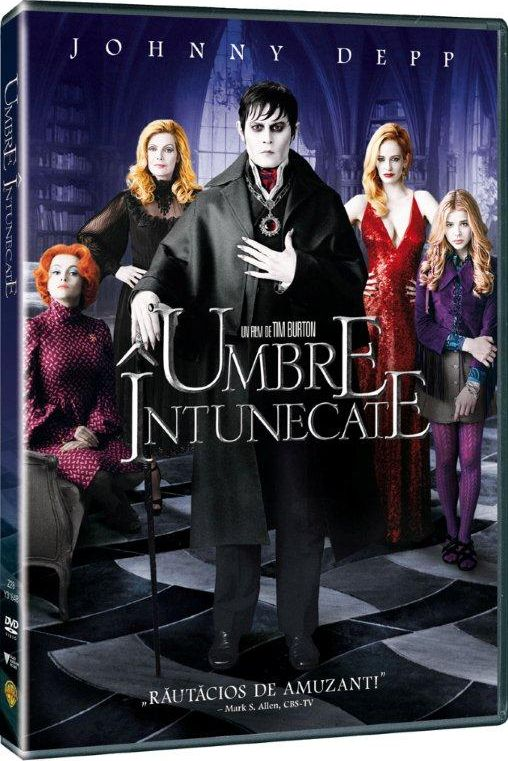 UMBRE INTUNECATE-DARK SHADOWS