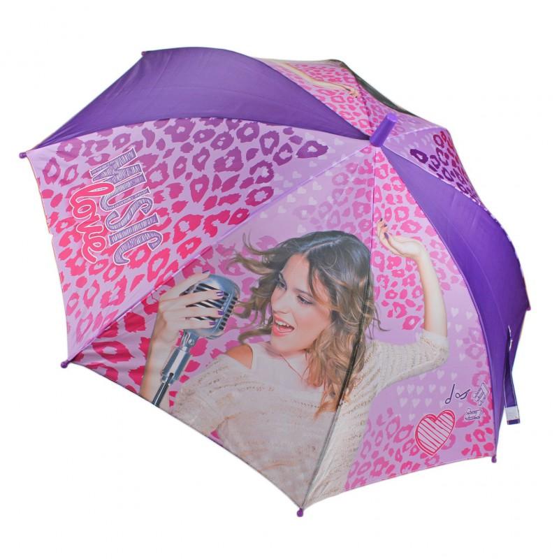 Umbrela automata 52cm,Violetta
