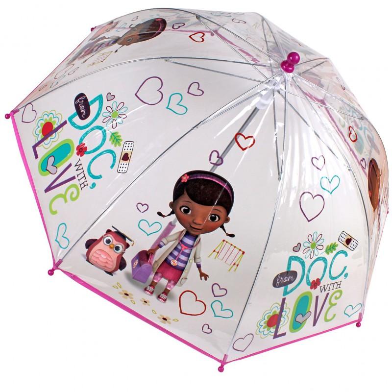 Umbrela tranparenta 45cm,Plusica