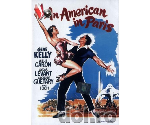 UN AMERICAN LA PARIS AN...