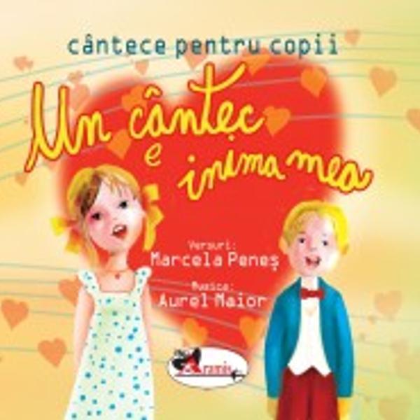 Un Cantec E Inima Mea ( Caseta+Brosura)-Gradin, Aurel Maior
