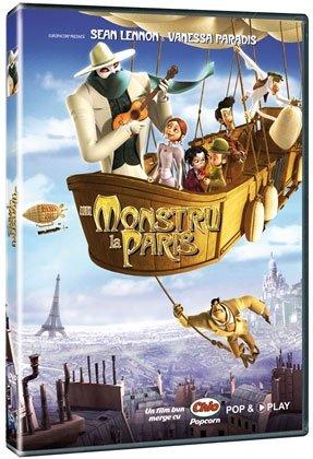UN MONSTRU LA PARIS-A MONSTER IN PARIS