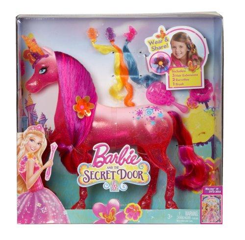 Unicorn Barbie si usa secreta