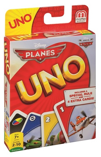 Uno planes
