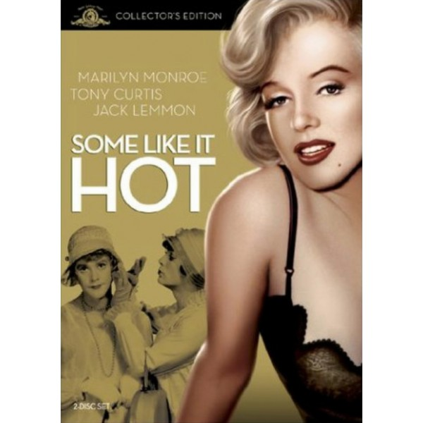 UNORA LE PLACE JAZZ-UL SOME LIKE IT HOT (2DVD
