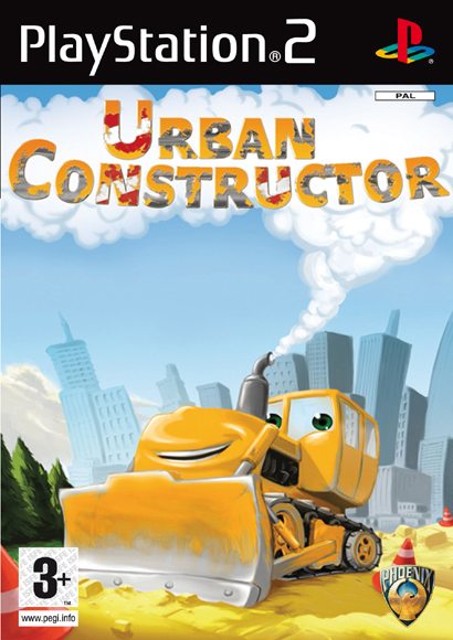 URBAN CONSTRUCTOR PS2