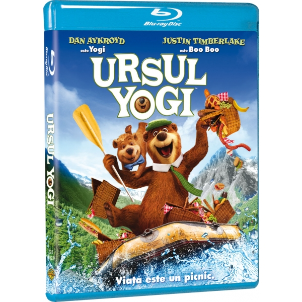 URSUL YOGI (BR) - YOGI BEAR (BR)