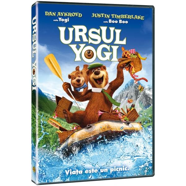 URSUL YOGI - YOGI BEAR