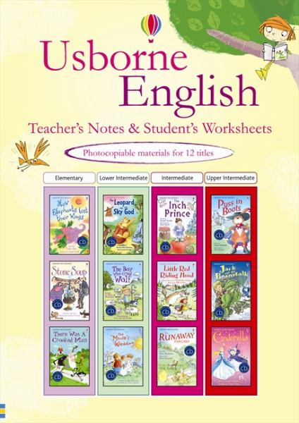 USBORNE ENGLISH TEACHER\'S NOTES