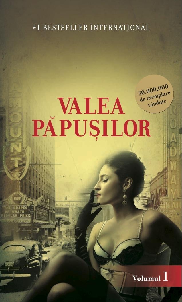 Valea Papusilor, Vol. 1 - Jacqueline Susann