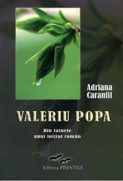 VALERIU POPA.DIN TAINEL E UNUI INITIAT ROMAN