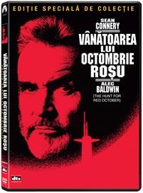 THE HUNT FOR RED OCTOBER (SPECIAL EDITION) - VANATOAREA LUI OCTOMBRIE ROSU (EDITIE SPECIALA)