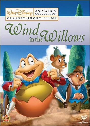 VANT PRINTRE SALCII WIND IN THE WILLOWS