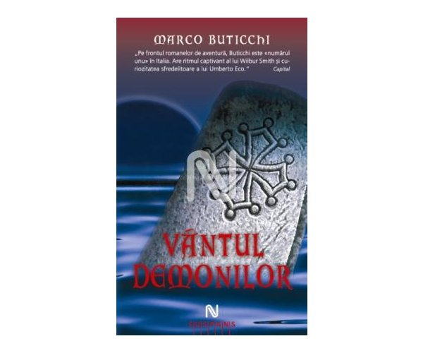 Vantul Demonilor, Marco Buticchi