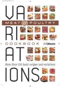 Variation cookbook: Meat & poultry