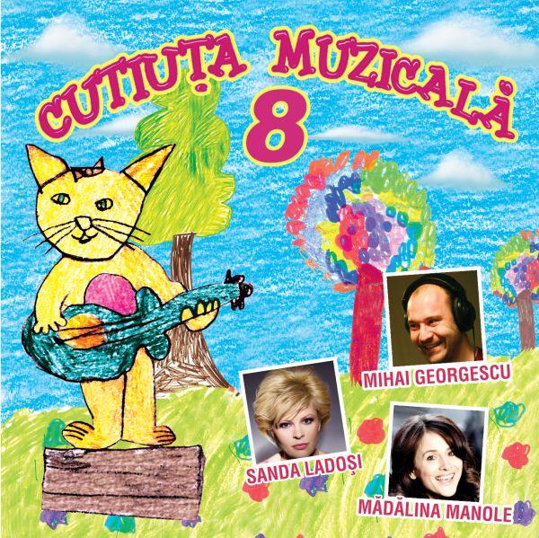 VARIOUS ARTIST CUTIUTA MUZICALA Vol 8