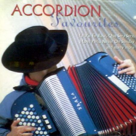 VARIOUS ARTISTS (2CD) ACCORDION (2CD)